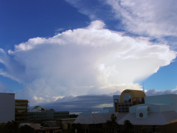 Cloud Classification - Cumulonimbus (Centre for ...