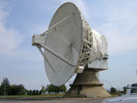 Chilbolton Radar Dish.