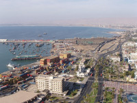 View of Arica