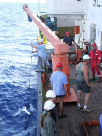 Sampling the sea surface layer