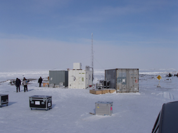 COBRA Project Measurement Site