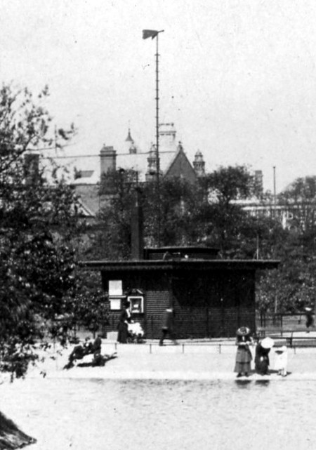 The Whitworth Observatory in 1921